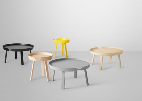 Around Is A Minimalist Coffee Table And Side Table Collection By  Denmark Based Designer Thomas Bentzen. Designed For MUUTO, The Tables Are I.