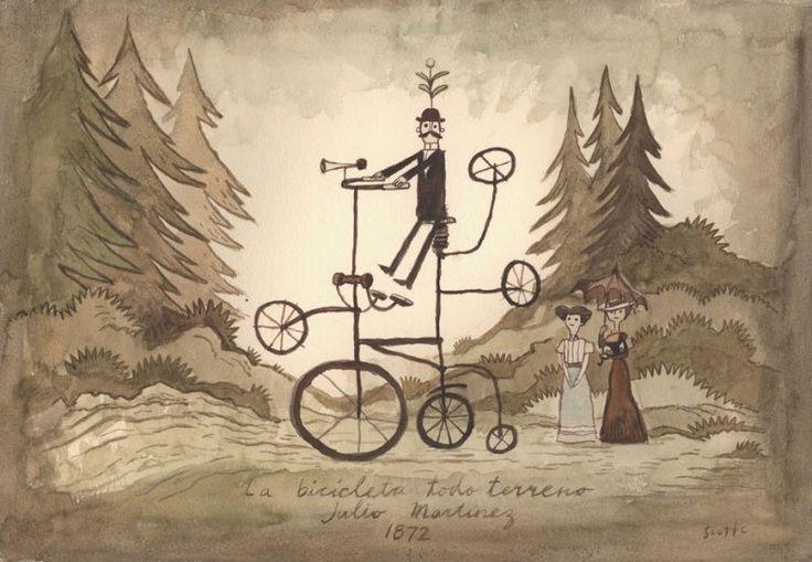 Bicicleta todo terreno