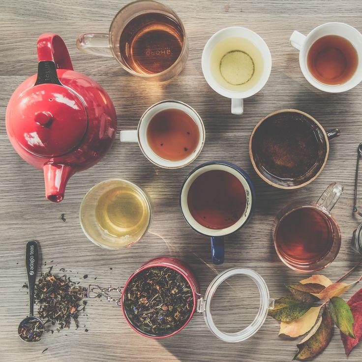 Amamos el mundo del té!!