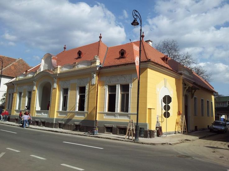 Casa Bene (începutul sec. XX, 1914?), strada Gróf Mikó Imre 11, Sfântu Gheorghe