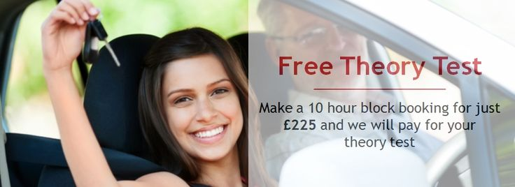 Free Driving Theory Test, Salford