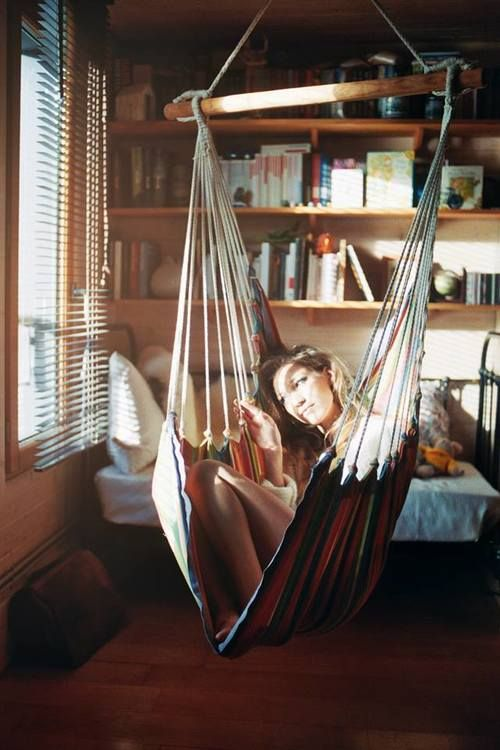 1000 ideas about bedroom hammock on pinterest hammocks for Living room hammock