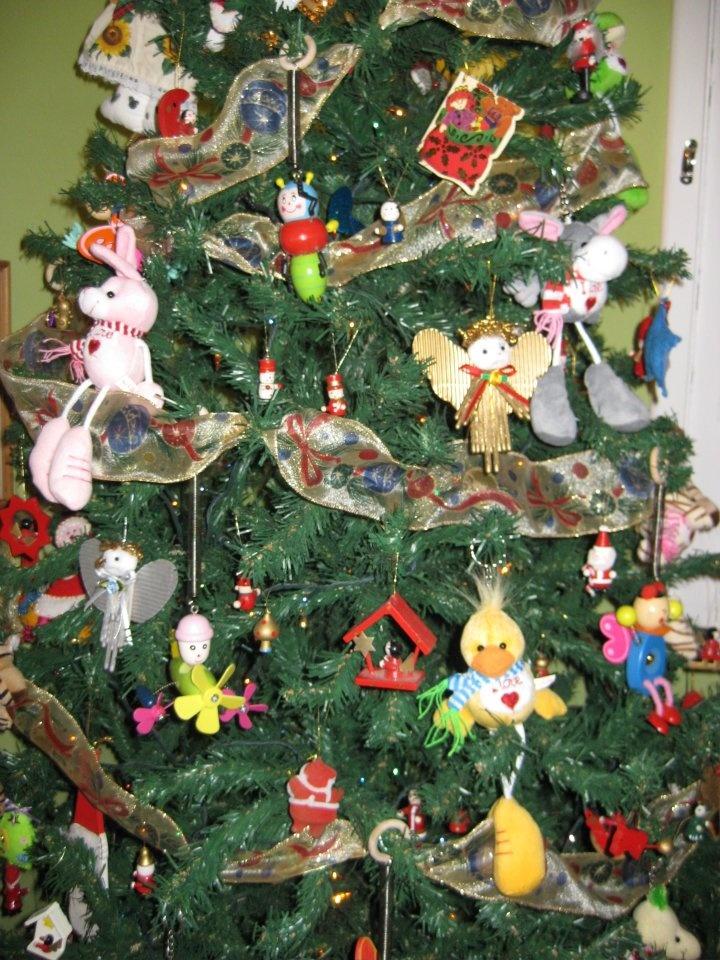Árbol para mis nietos 2010