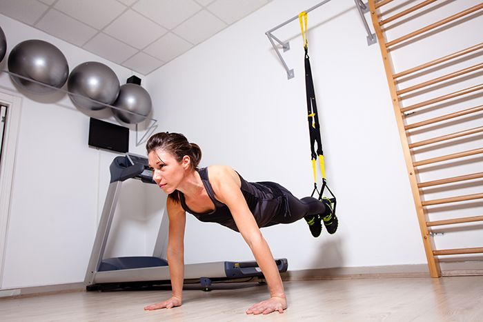 If TRX Training equipment could talk, this writer's would talk about keeping her strong on beaches, terraces and in parks. Read why she loves this compact, bodyweight training system.