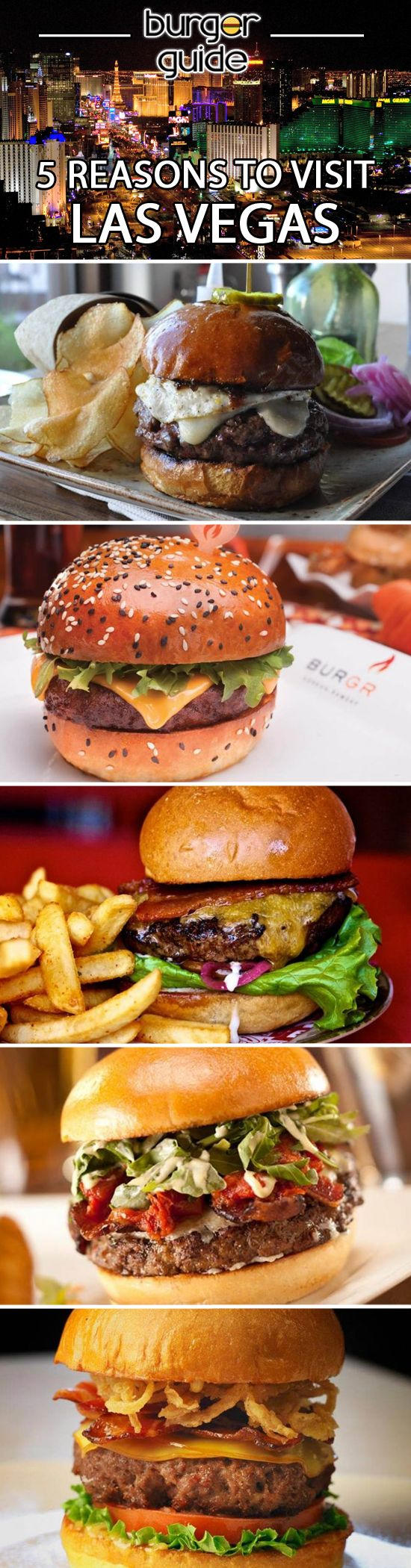 Las Vegas Burgers Worth Planning a Trip Around. Travel + Food = Love. More Vacation Worthy Content at http://theburgerguide.com/best-burgers-in-metros.php?metro=Las%20Vegas