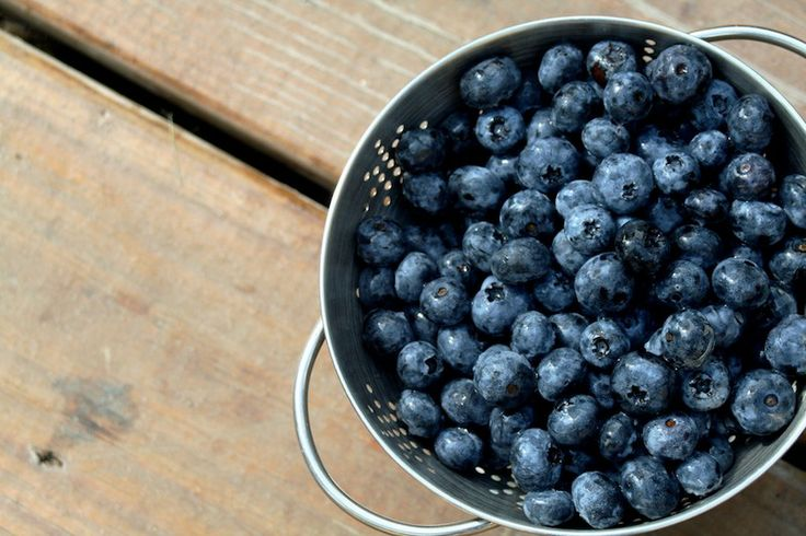 3 Ways Blueberries Can Benefit Your Skin And Hair, Plus Make A Delicious Breakfast