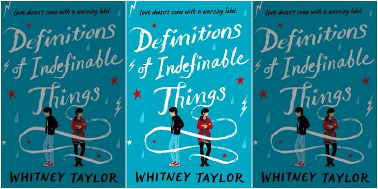 The 'Definitions Of Indefinable Things' Cover Is Here — Exclusive Reveal