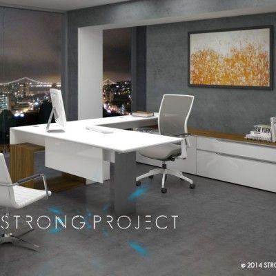 Modern Office Desks In Los Angeles