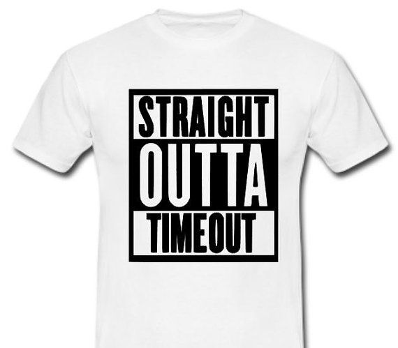 Straight outta TIMEOUT, Funny Toddler Shirt, Cute Kid Shirts,  funny toddler tank top, Toddler Tee, Funny Toddler shirts