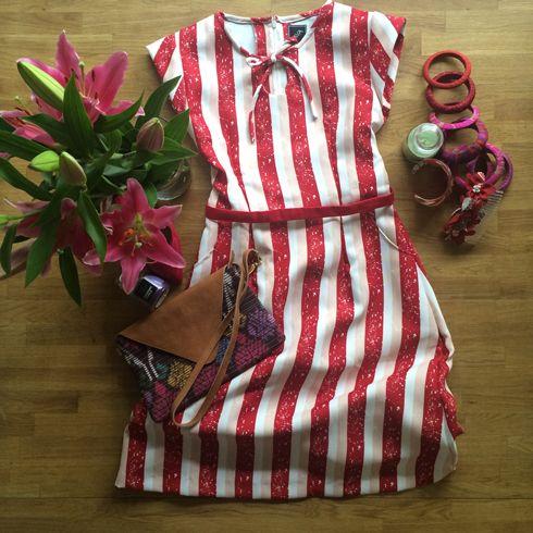 Ruby dress - $129  www.ava-design.com