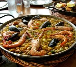 New World Paella Recipe by Chef at Home | ifood.tv