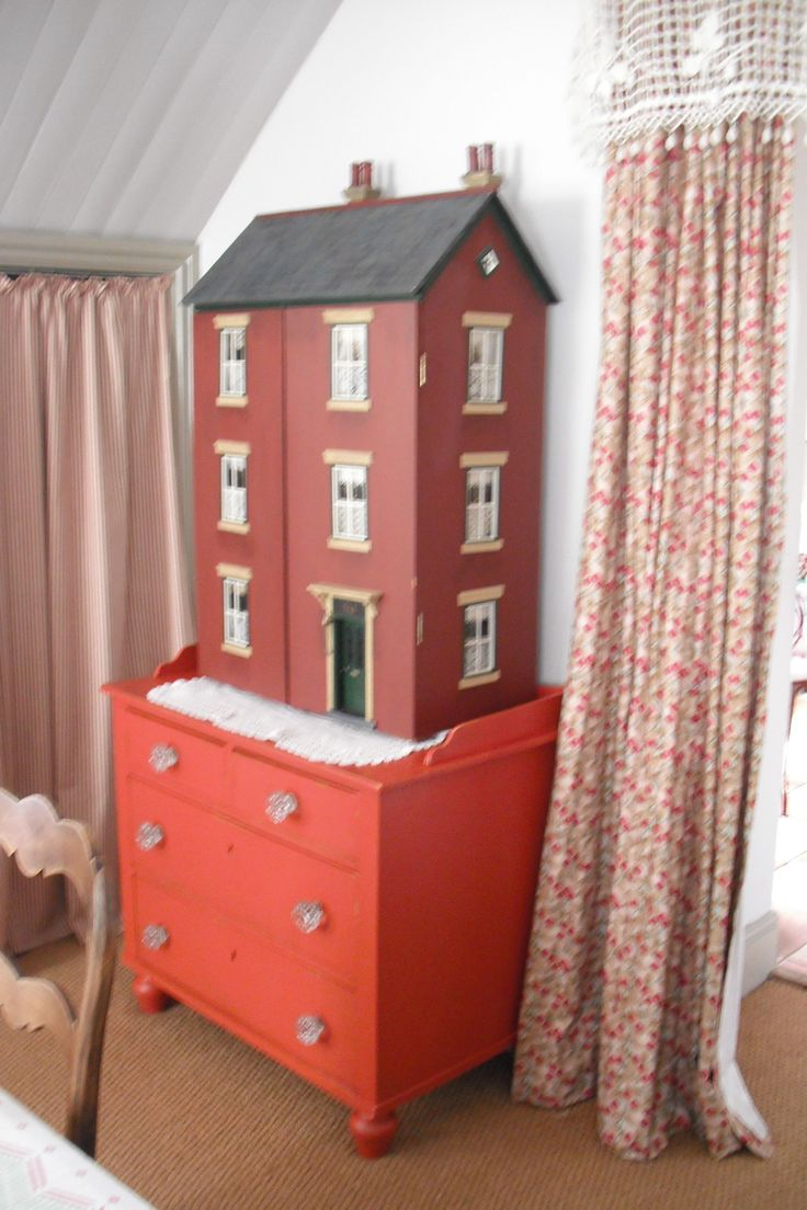 142 Best My Own Dolls Houses Images On Pinterest