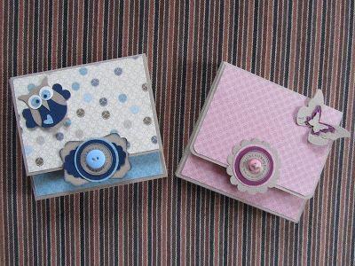 Tuto pour faire ces boîtes : http://danistempelt.blogspot.be/2011/07/happy-freeday-16.html