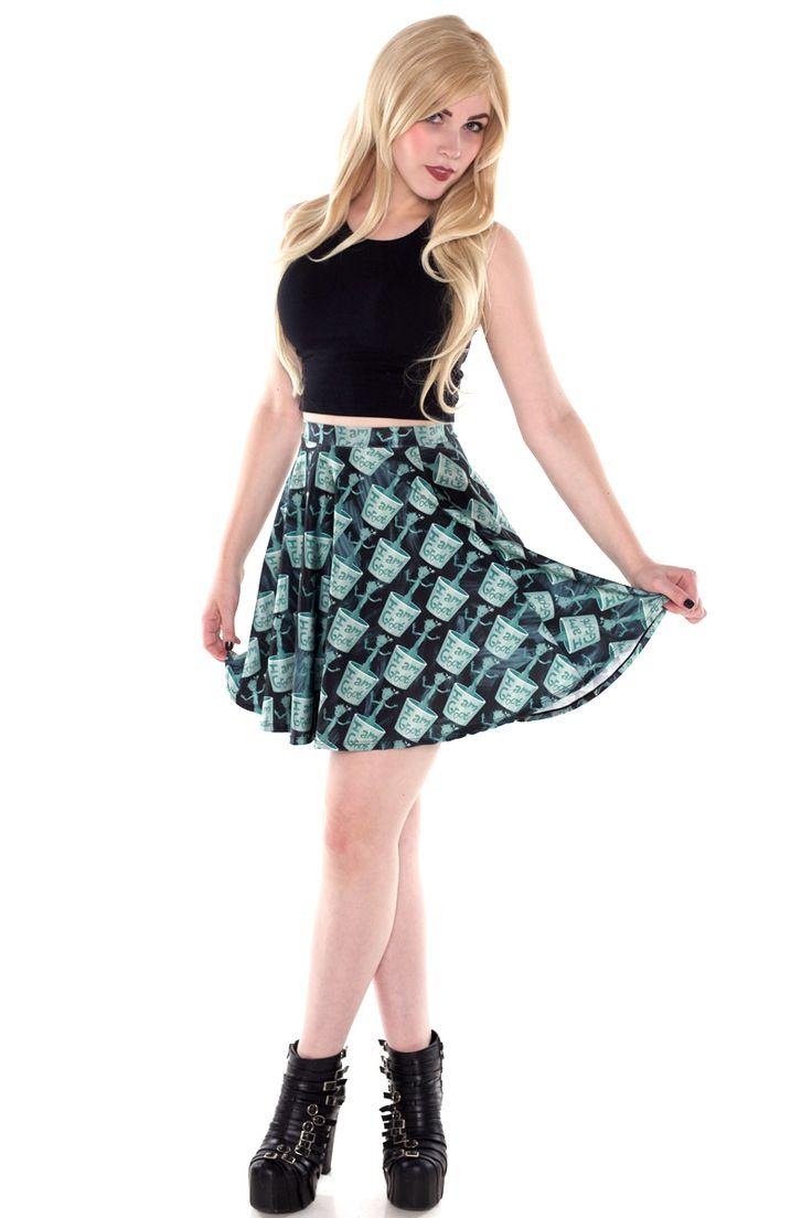 Dancing Groot Skater Skirt $60 AUD - Limited
