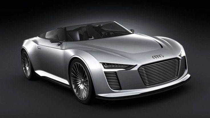 Audi automobile - photo