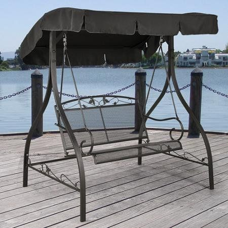 1000 Ideas About Outdoor Swing With Canopy On Pinterest Outdoor Swings Wo