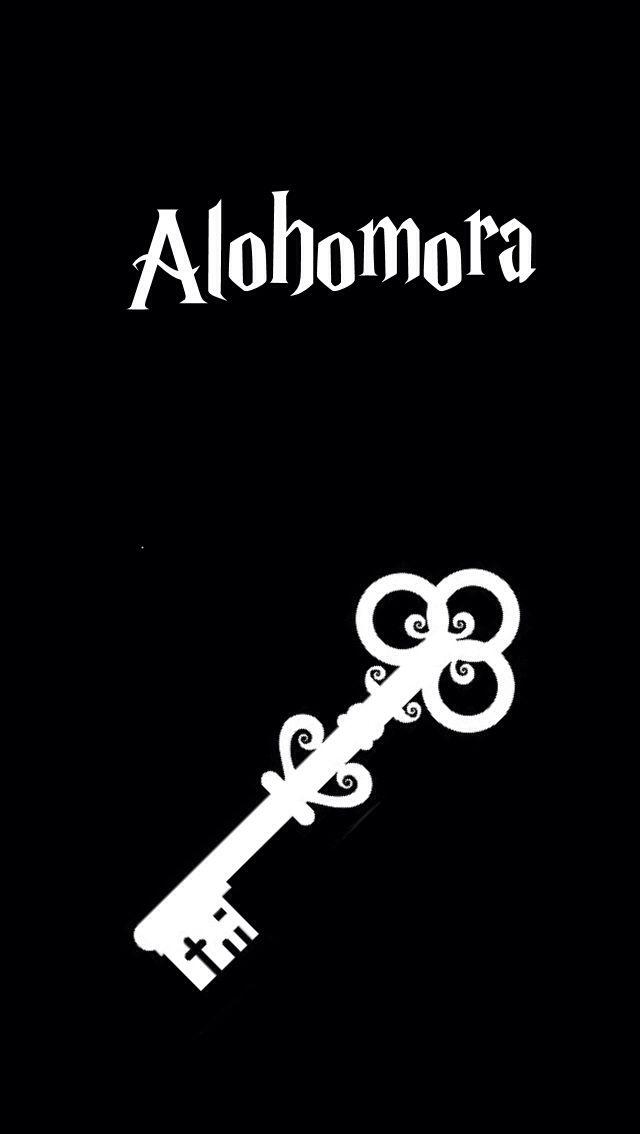 Alohomora wallpaper Harry Potter