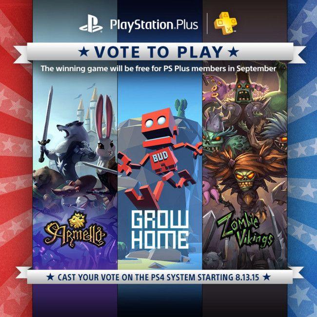Conoce sobre Vota para Jugar inicia este jueves; elige uno de tres juegos indies para PS Plus de septiembre