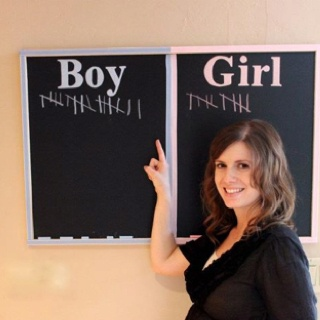 Your guess! (baby shower party idea)Shower Ideas, Guess Shower, Baby Shower Parties, Baby Shower