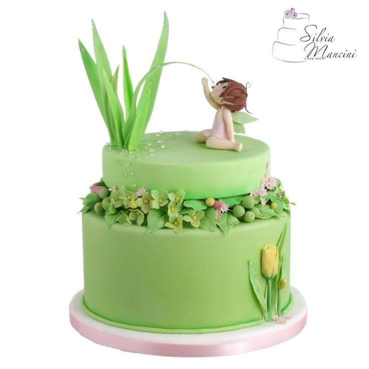 THE LITTLE FAIRY - Cake by Silvia Mancini Cake Art