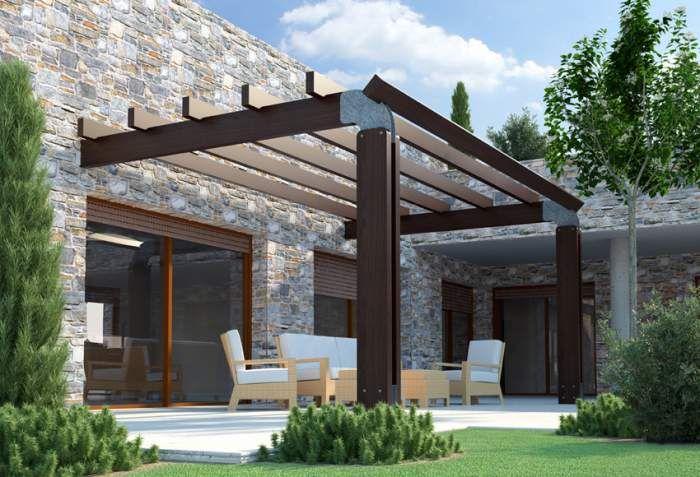 Las 25 mejores ideas sobre techo policarbonato en - Techos modulares ...
