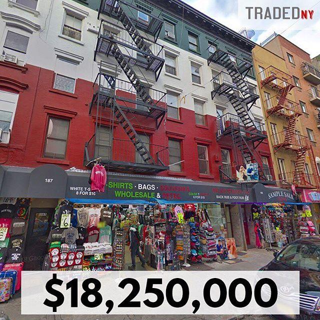 Sale Image Joshua Gotlib Managing Partner Of Black Spruce Management Date 07 24 2018 Address 185 189 Hester St City New York Market New York City Spruce