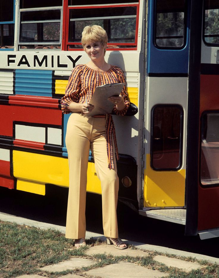Shirley in The Partridge Family
