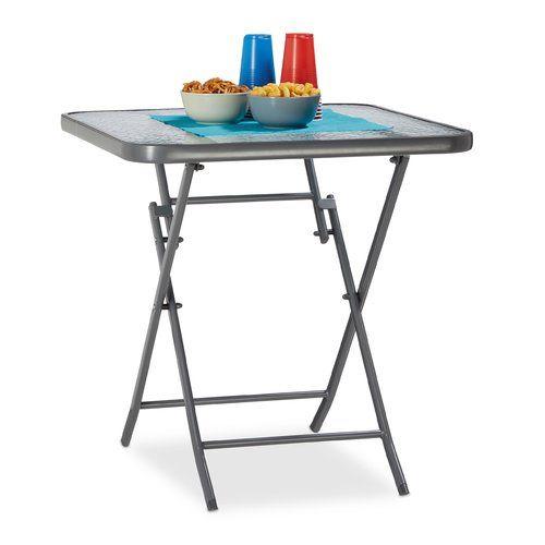 Klappbarer Bistrotisch Jetzt bestellen unter: https://moebel.ladendirekt.de/kueche-und-esszimmer/bar-moebel/stehtische/?uid=962205e5-09cf-54ab-8023-450475111c2f&utm_source=pinterest&utm_medium=pin&utm_campaign=boards #patio #tables #kueche #stehtische #esszimmer #barmoebel