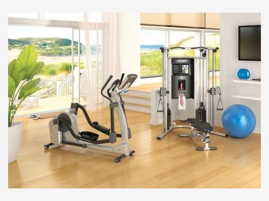 201 Best Home Gym Decor Images On Pinterest | Workout Rooms, Basement Ideas  And Exercise Rooms