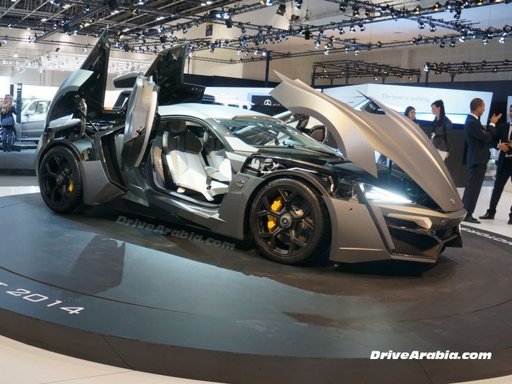 Thanks to all that, the Lykan HyperSport will hit 100 kph from a dead standstill in less than 2. Description from drivearabia.com. I searched for this on bing.com/images