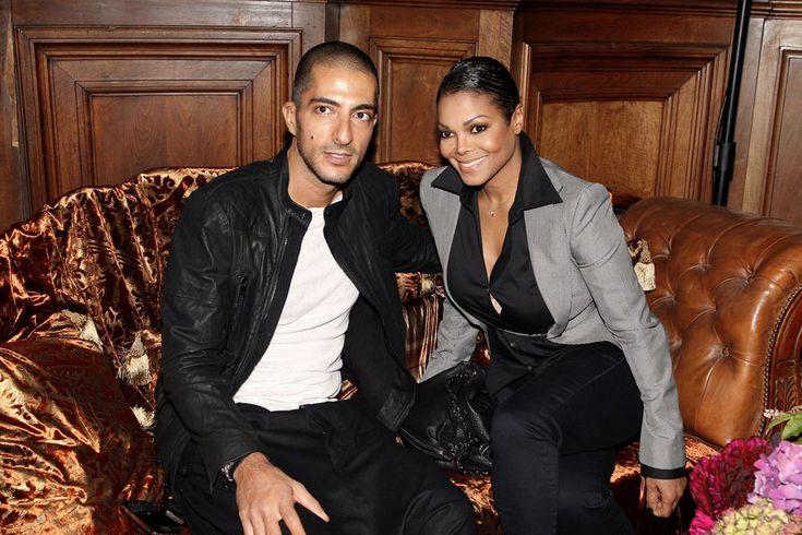 Janet Jackson Et Wissam Al Mana