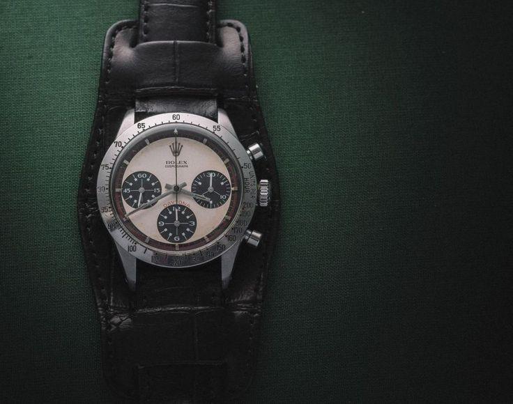 La fameuse Rolex Daytona de Paul Newman a finalement été adjugée hier à New York par la maison de vente aux enchères Phillips pour la somme totalement incroyable de 17,752,500 dollars, soit plus de 15 millions d'euros. C'est tout simplement, la montre de collection la plus chère au monde ! Depuis...