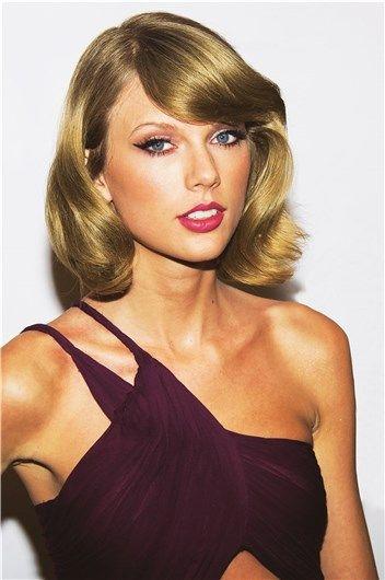 Copia el maquillaje de Taylor Swift en mi blog de @mujerhoy