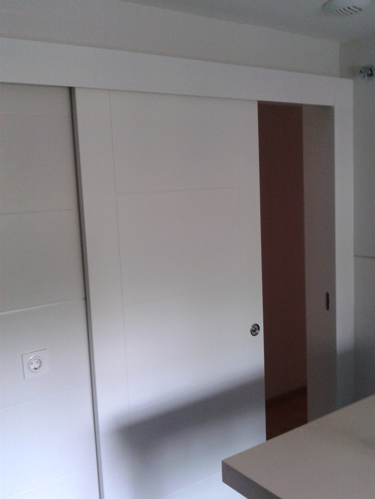 70 mejores im genes sobre puertas correderas en pinterest - Puerta corredera krona ...