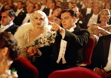 Leonardo Di Caprio and Gwen Stefani _The aviator_