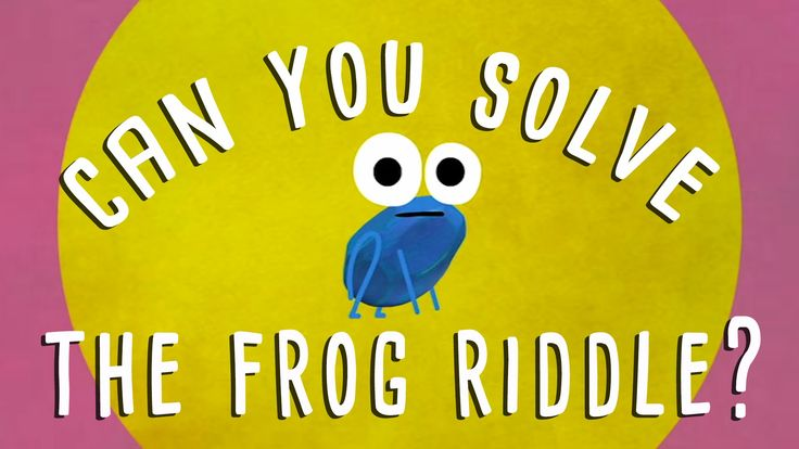 Can you solve the frog riddle? You're stranded in a rainforest, and you've eaten a poisonous mushroom. To save your life, you need an antidote excreted by a certain species of frog. Unfortunately, only the female frog produces the antidote. The male and female look identical, but the male frog has a distinctive croak. Derek Abbott shows how to use conditional probability to make sure you lick the right frog and get out alive.