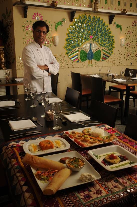 Kalpna: South Indian vegetarian restaurant in Edinburgh.