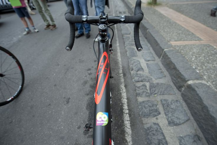 Pro Bike Gallery: Darwin Atapuma's Wilier Triestina Zero7 - Cockpit view. Photo: Caley Fretz | VeloNews.com