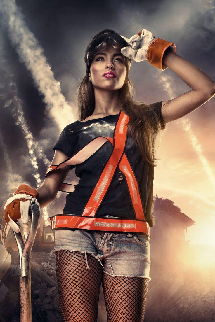 Девушки модели в строитель работа фотомоделью в польше