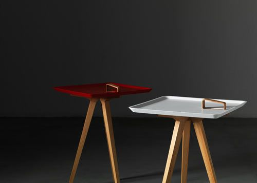 Servolone side tables | Casa 1796 for Miniforms