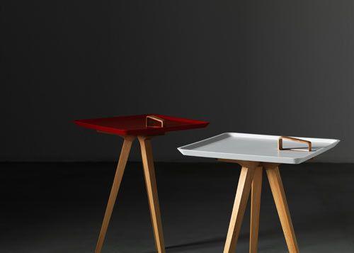 Servolone side tables | Casa 1796 for Miniforms