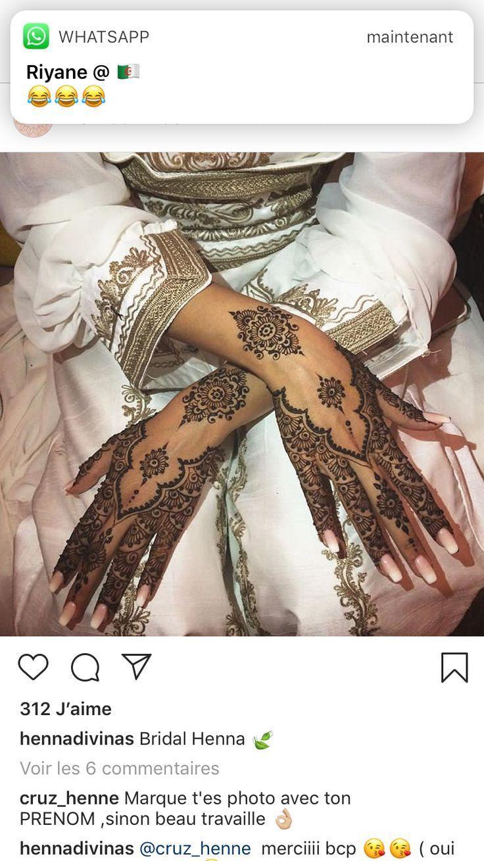 – # Artduhenné # Hennéblanc # HennéMain #Hennetattoo # Ideahenné   – Henna tattoos
