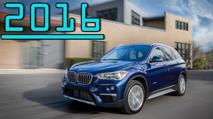 ►Review 2016 BMW X1 xDrive28i AWD 8 Speed Automatic New Turbocharged Fir...
