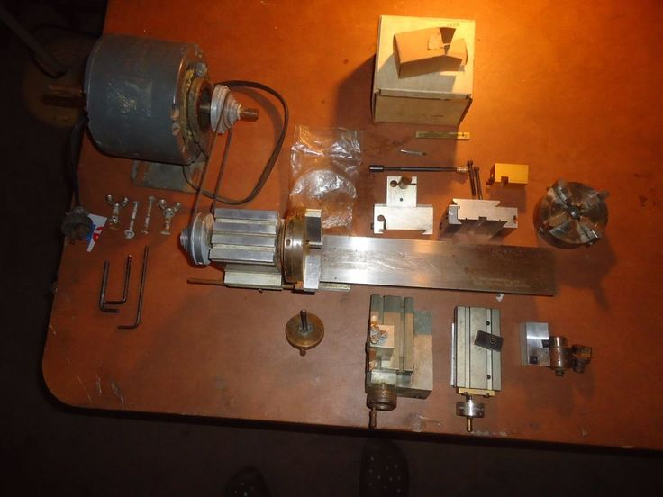 MICRO LATHE 2 MODEL 4500 ,JEWELER LATHE,WORKS,MACHINIST.MECHANIC,TAIG TOOL LATHE #MICROLATHE2
