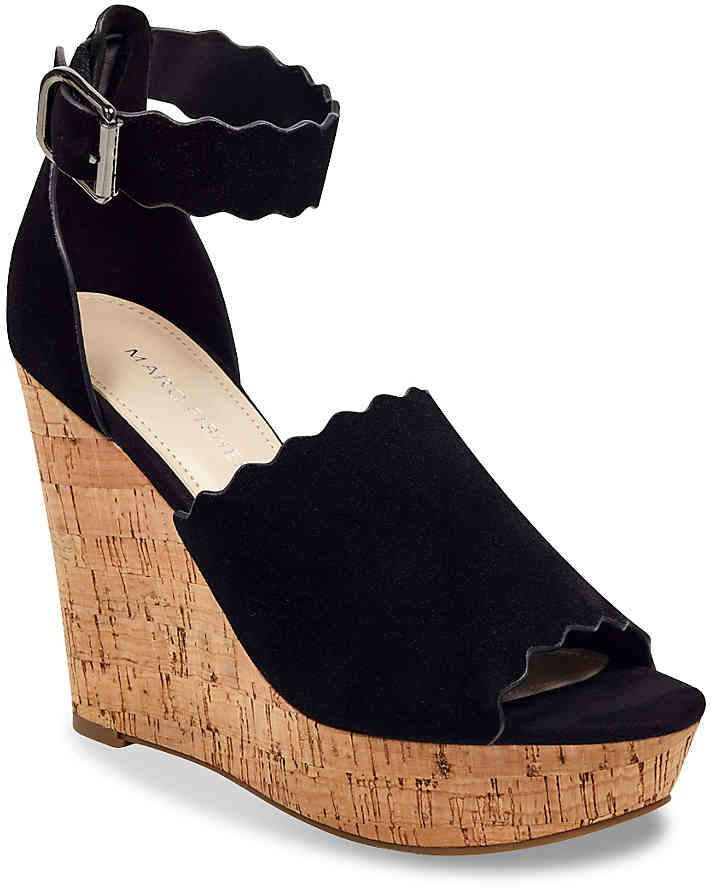 4f5e9b912 Marc Fisher Hayo Wedge Sandal - Women's | PLUS SIZE FASHION ...
