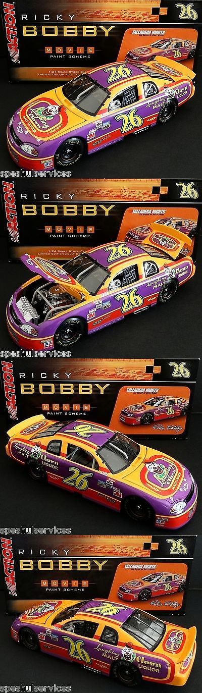 Other Diecast Racing Cars 45354: Ricky Bobby #26 Laughing Clown Malt Liquor 1 24 Action 1996 Movie Mc 1961 2508 -> BUY IT NOW ONLY: $74.26 on eBay!