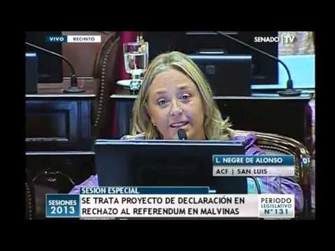 La conmovedora reacción de senadora argentina al enterarse del nombre del Papa - YouTube