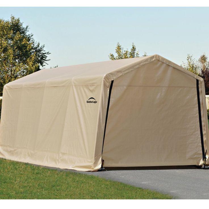 10 Ft. x 20 Ft. Garage Carport canopy, Carport, Canopy