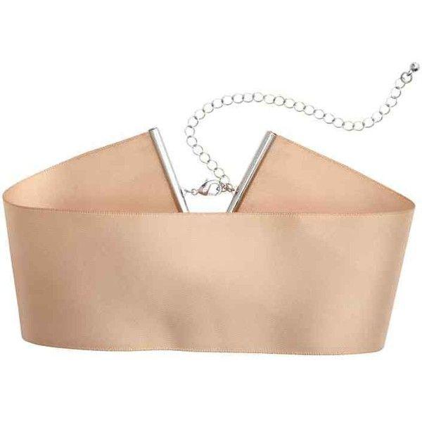 Satin ribbon choker ($12) ❤ liked on Polyvore featuring jewelry, necklaces, choker necklace, ribbon choker, ribbon choker necklace, adjustable necklace and ribbon jewelry