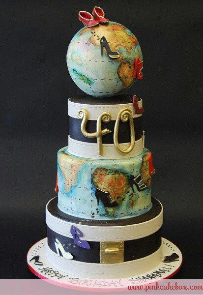 1000 Images About Retirement Cakes On Pinterest Sugar